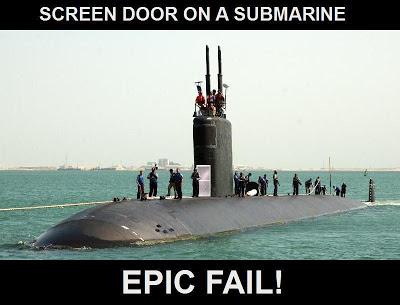 Submarine Screen Door 2
